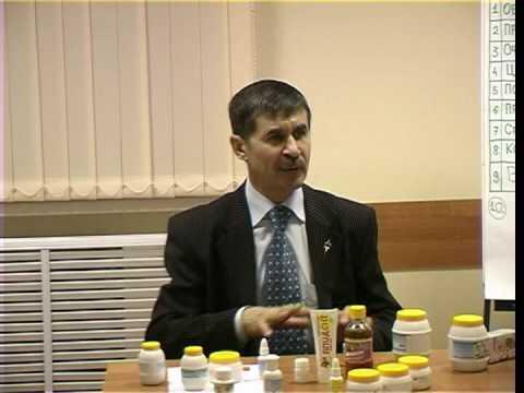 Врач-апитерапевт, реабилитолог Галимов