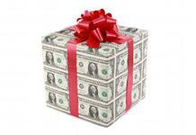 Финансовый подарок