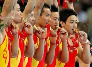 """Здоровье спортсменов. Спортсмены Китая с """"золотом""""."""