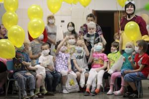 Укрепление здоровья детей.
